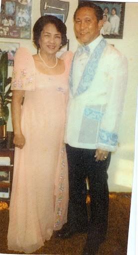 Jose and Patricia Sibayan